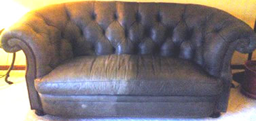 Before & After Upholstery Cleaning in Crystal Lake, IL